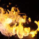 Flamme du Charbon